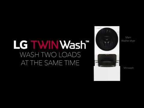 LG TWINWash - Better to be two
