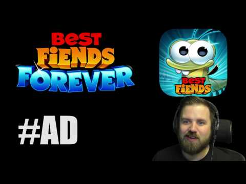 IT PLAYS ITSELF! - Best Fiends Forever Mobile App [AD]