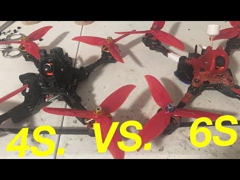 4S high Kv. VS 6s low kv. - UC8SvgPgrx4wSJbrzd-s06SQ