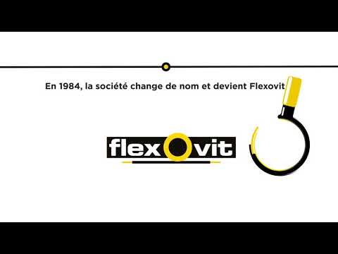 Flexovit célèbre 60 ans d'abrasifs et de performance industrielle
