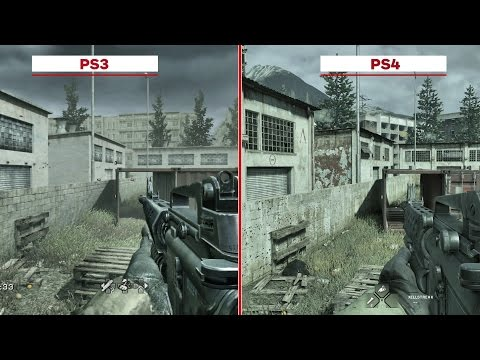 Call of Duty 4: Modern Warfare Multiplayer Map Graphics Comparison: PS3 vs. PS4 - UCKy1dAqELo0zrOtPkf0eTMw