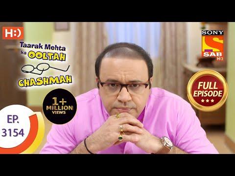 Taarak Mehta Ka Ooltah Chashmah - तारक मेहता - Ep 3154 - Full Episode - 28th April,2021
