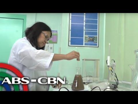 Bandila: Solusyon sa wastewater, inimbento ng isang Pinay scientist