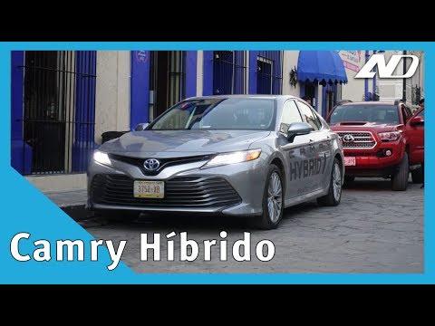 Toyota Camry Hibrido - Más que un Prius grande