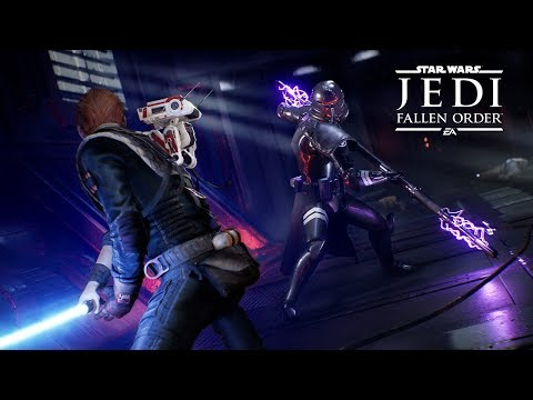 Star Wars Jedi: Fallen Order — Official Gameplay Demo (Extended Cut) - UCOsVSkmXD1tc6uiJ2hc0wYQ