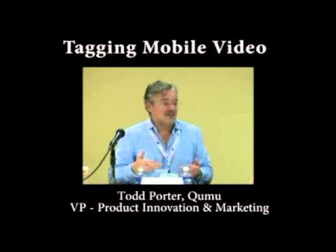 Todd Porter: Tagging Mobile Video