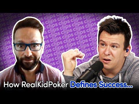 Six Time World Series of Poker Champion Daniel Negreanu Reveals How He Defines Success...