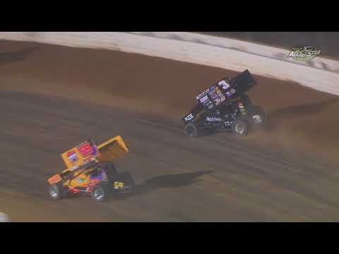 10 13 17 All Stars Mansfield Motor Speedway - dirt track racing video image