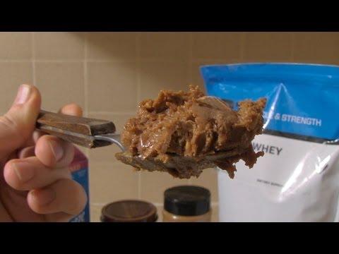 Protein Sludge - Late Night Snack Recipe - UCKf0UqBiCQI4Ol0To9V0pKQ