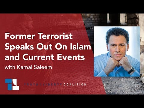 Kamal Saleem on Truth & Liberty, Islam, Current Events, and more! - January 21, 2019