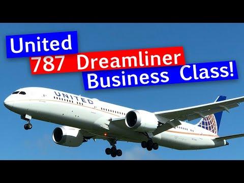United Airlines 787 Polaris Business Class Review - UCsQLTECz1bCA56JIryaw-lA