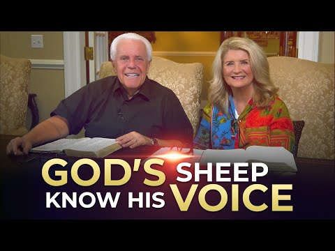 SPECIAL MESSAGE: Gods Sheep Know His Voice