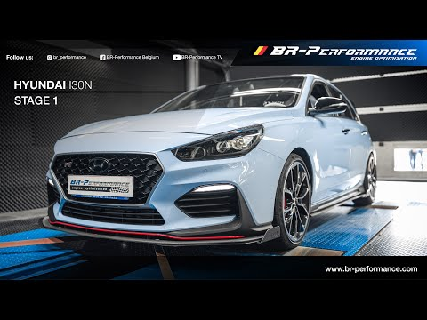 Hyundai I30N / Stage 1 By BR-Performance / OPF Delete