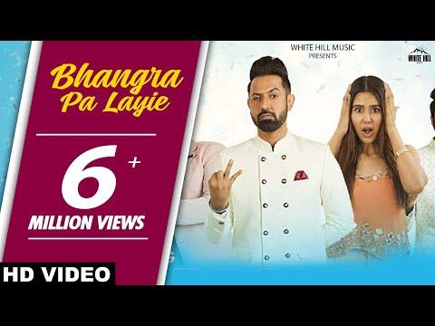 BHANGRA PA LAIYE LYRICS - Carry on Jatta 2   Gippy Grewal, Mannat Noor