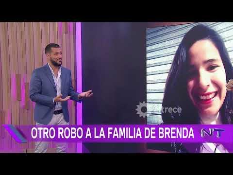 Vivir con miedo: Otro robo a la familia de Brenda