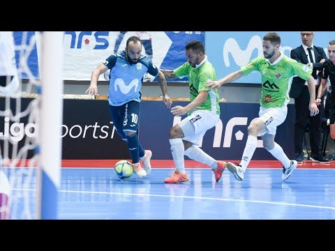 Movistar Inter -  Palma Futsal Jornada 2 Temp. 19/20