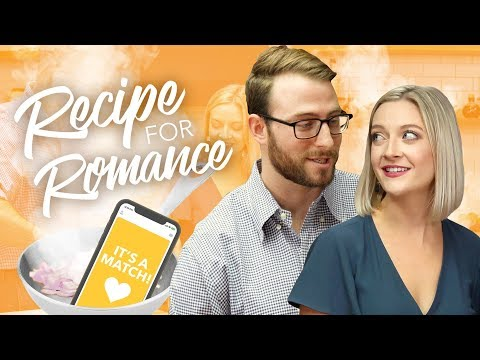 """Will Cooking on a First Date Be a Recipe for Romance"""" 