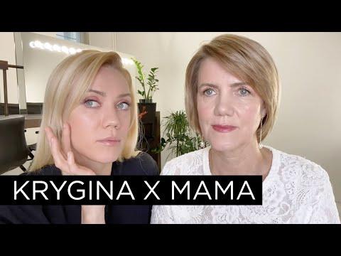 Елена Крыгина «Мама. Мамочка. Мамулис. Antiage макияж 2»