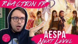 Vidéo de Monsieur Parapluie sur Next Level par Aespa