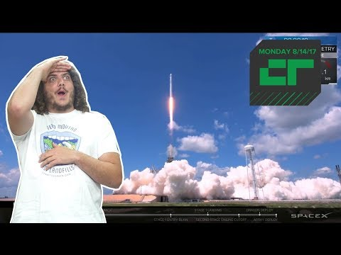 SpaceX Launches and Recovers another Rocket    Crunch Report