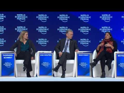 Davos 2017 - Responsive and Responsible Leadership in 2017