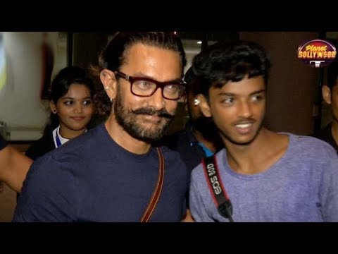 Aamir Khan Returns From 'Thugs Of Hindostan's Malta Schedule | Bollywood News