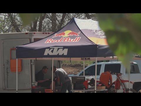 Outdoor Testing at Milestone MX Park   TransWorld Motocross