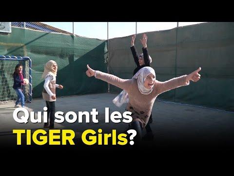 TIGER GIRLS: transformer la vie des jeunes en Jordanie