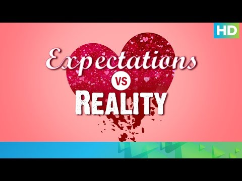 Expectation Vs Reality On Valentine's Day | Eros Now