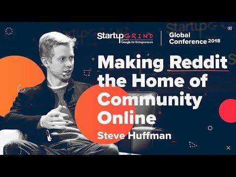 Making Reddit the Home of Community Online
