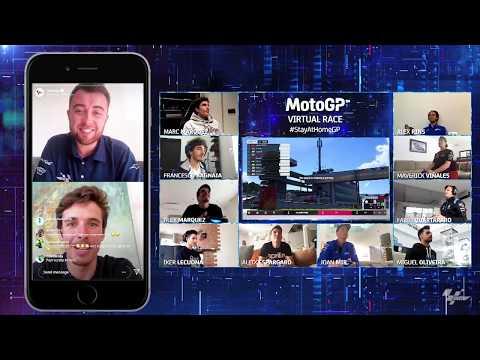 Key Story: Virtual Victory for Alex Marquez!