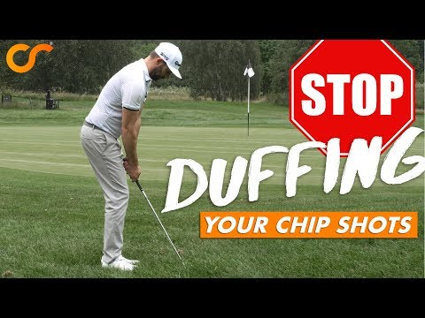 HOW TO STOP DUFFING YOUR CHIP SHOTS