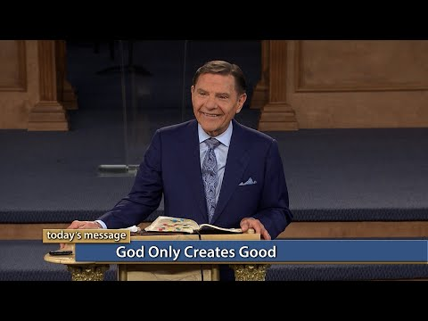 God Only Creates Good