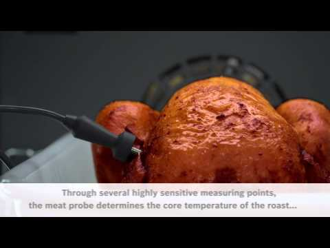 PerfectRoast steketermometer i Bosch Serie 8 ovner