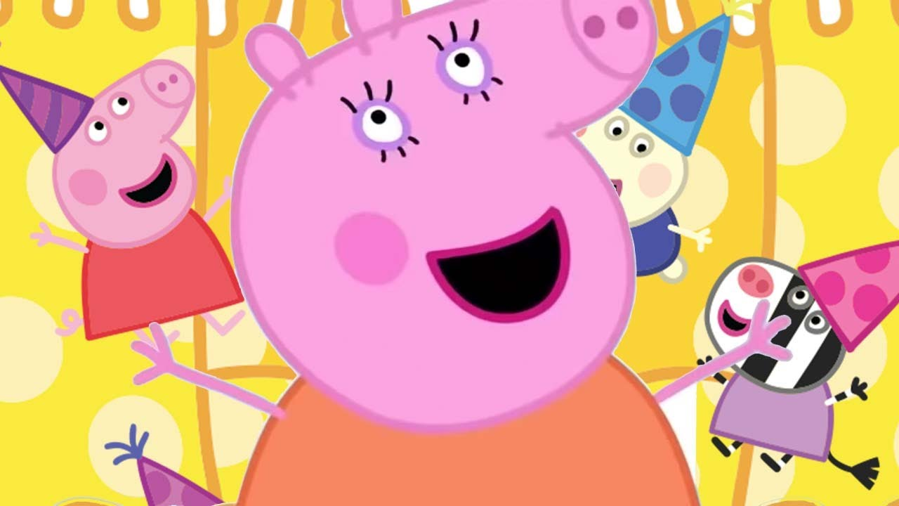 Mummy Pig Wants a Day Off 🐷😴 | Peppa Pig Official Channel