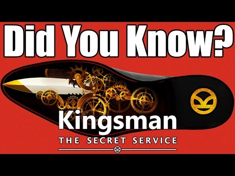 DID YOU KNOW? - Kingsman : The Secret Service (2014) - UCKvei2ix4LJrSbgMWJJTEuQ