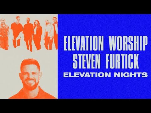 SURPRISE! Steven Furtick is joining Elevation Worship on tour!