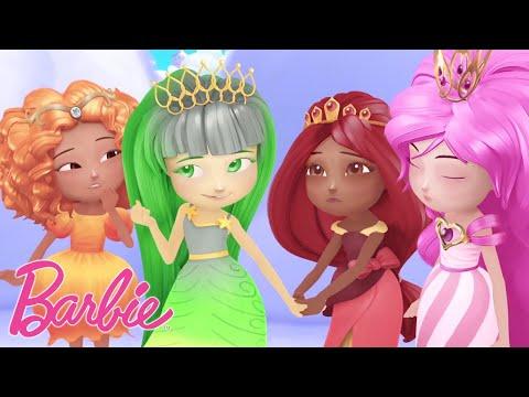 Barbie Deutsch | Das verschwundene Grün | Barbie Dreamtopia | Barbie Vidoes für Kinder | Barbie