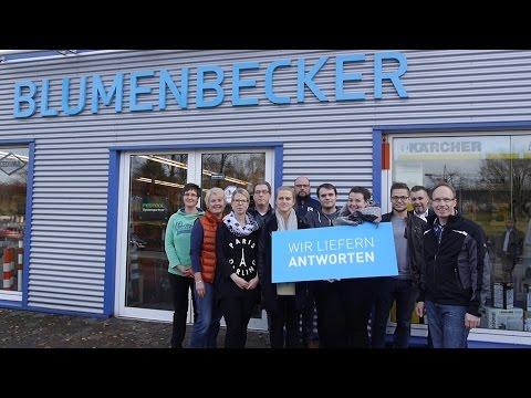 Blumenbecker in Iserlohn - Industriehandel / Industrieservice