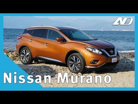 Nissan Murano 2019 - Regresó, en forma de fichas - Primer vistazo