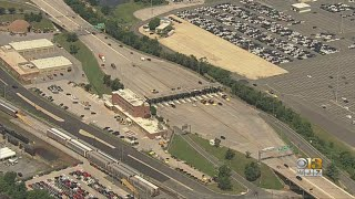 Harbor Tunnel Toll Plaza Reopens After Legionella Concerns