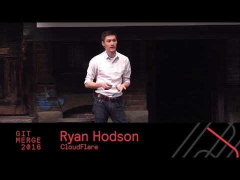Git for Static Websites, Ryan Hodson - Git Merge 2016