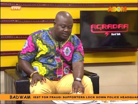 Badwam Mpensenpensenmu on Adom TV (25-8-16)