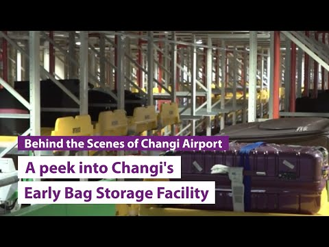 Early Bag Storage Facility