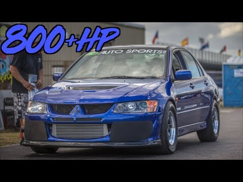 "The Perfect Street Evo""! - 800HP Evo IX"
