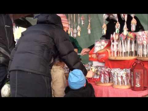 Julmarknad vid Falu Gruva 2011