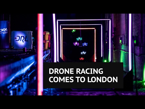 London to host UK's first professional drone race in June - UCI1H2wxkvshpCcUNNOEc4Gw