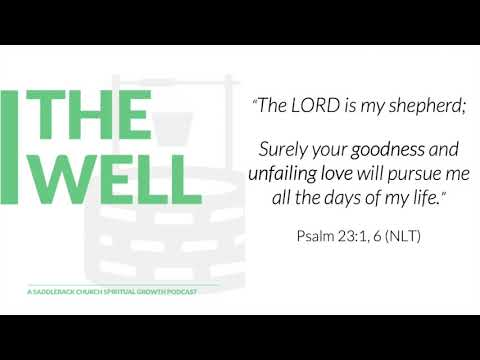 E16 Goodness and Love Pursue Me (Psalm 23:1, 6)