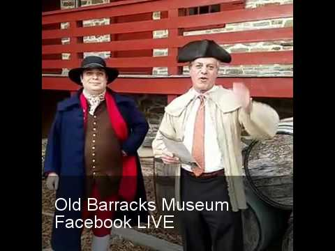 MIDJersey LIVE with Old Barracks Museum