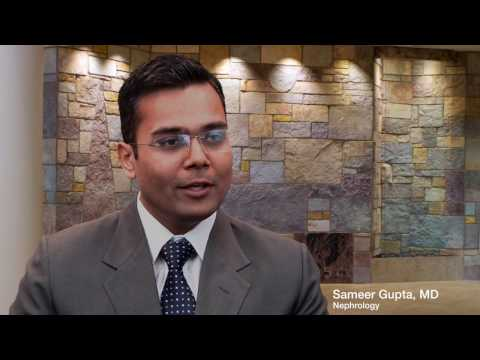 Sameer Gupta, MD, Nephrologist with Agnesian HealthCare